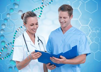 DNA Diagnostic Lab